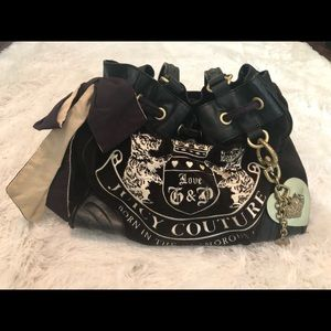 Juicy Couture Velour Purse